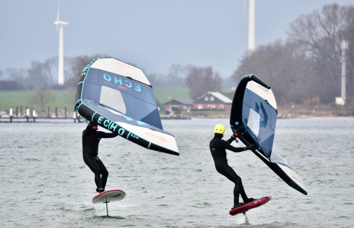 Wingsurf und Wingfoil Privates Coaching auf Fehmarn