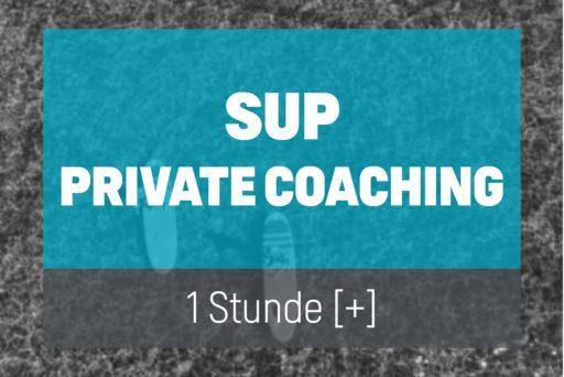 SUP Private Coaching Kurs auf Fehmarn
